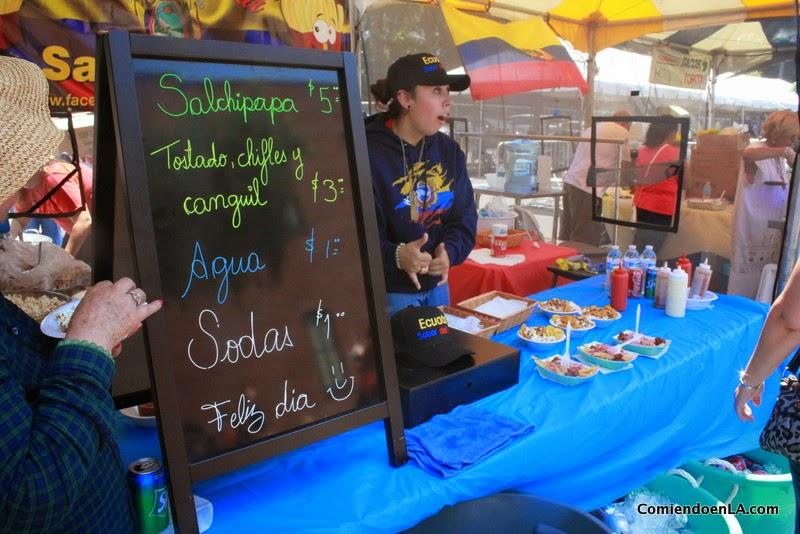 Ecuador gastronomy