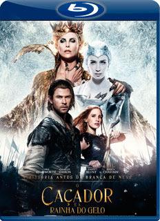 Download - O Caçador e a Rainha do Gelo - Versão Estendida (2016) Torrent BluRay 720p / 1080p Dual Áudio