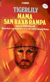 Cover of Mama san Ra ab Rampa's Book Tigerlily