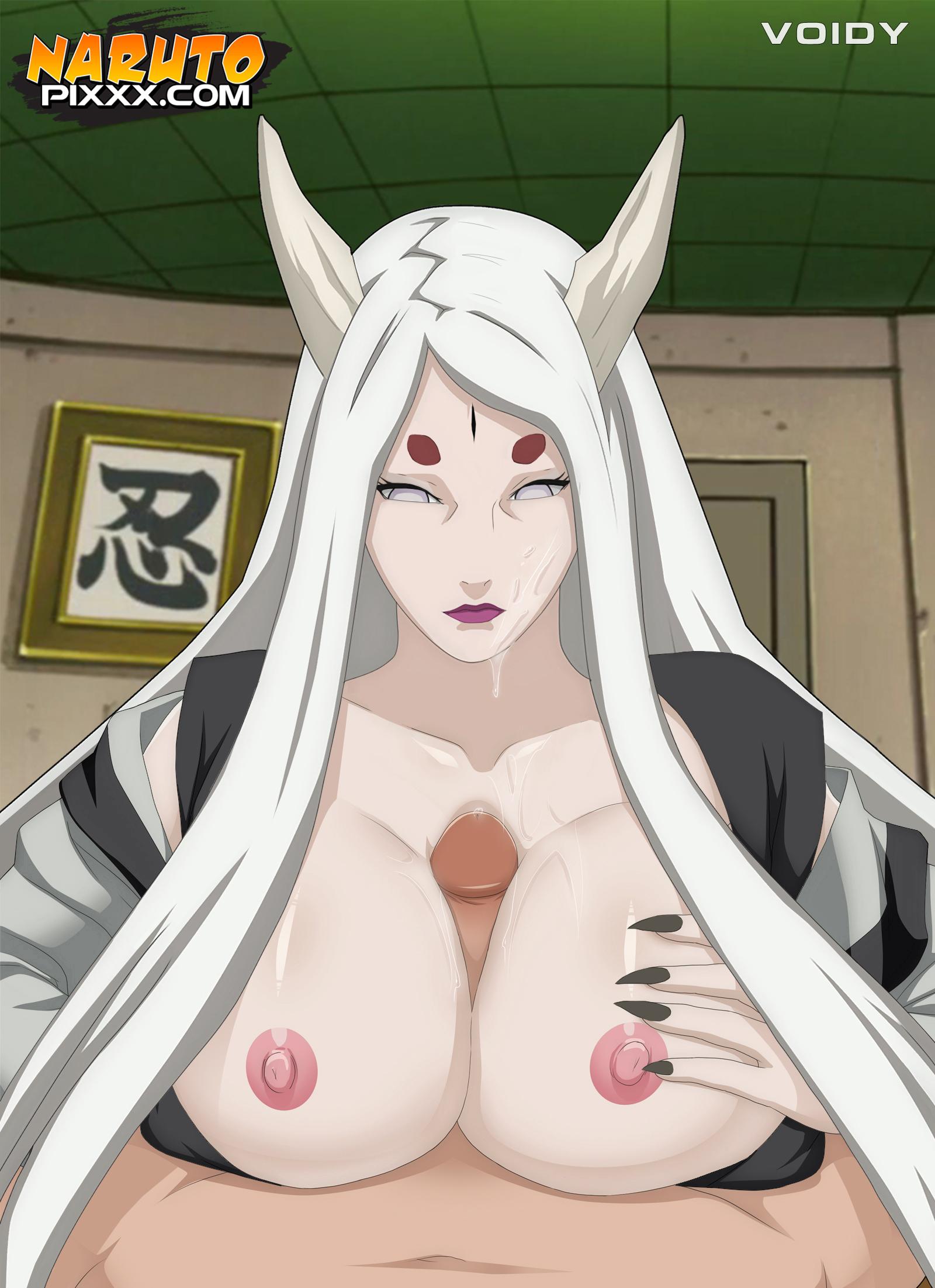 kaguya otsutsuki hentai
