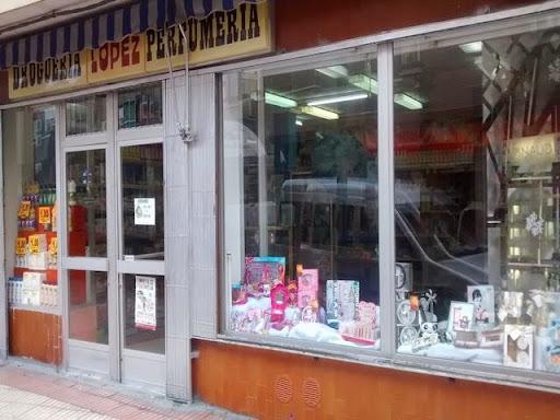 Lopez, perfumería, droguería