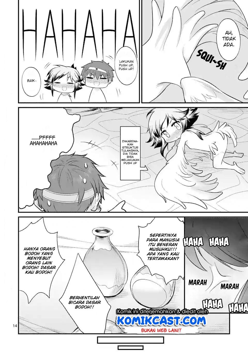 Yuusha-sama, Yukagen wa Ikaga desu ka?: Chapter 18 - Page 14