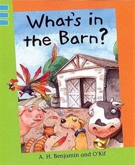 Book What's in the Barn?