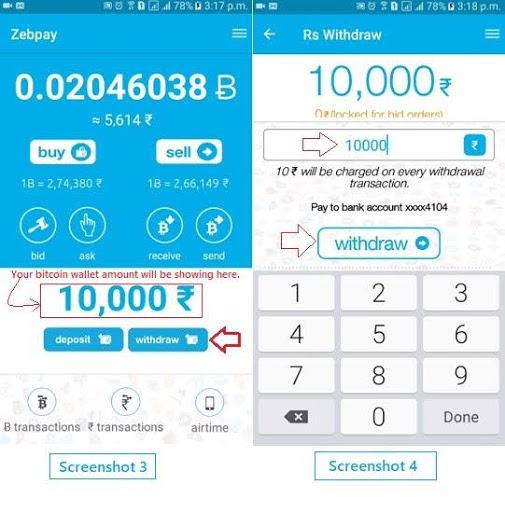 hot bitcoin wallet क्या है