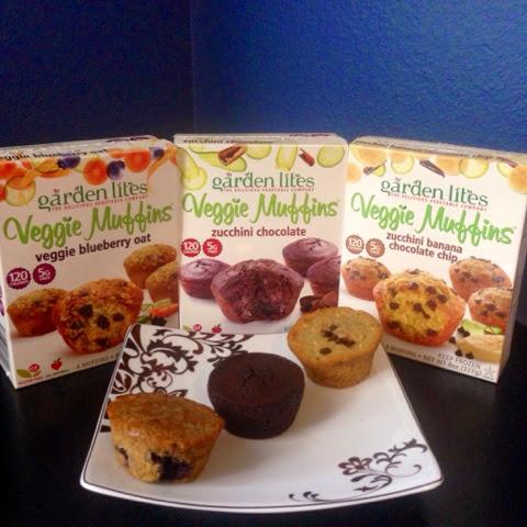 Gluten free veggie muffins from garden lites are sure to - Garden lites blueberry oat muffins ...