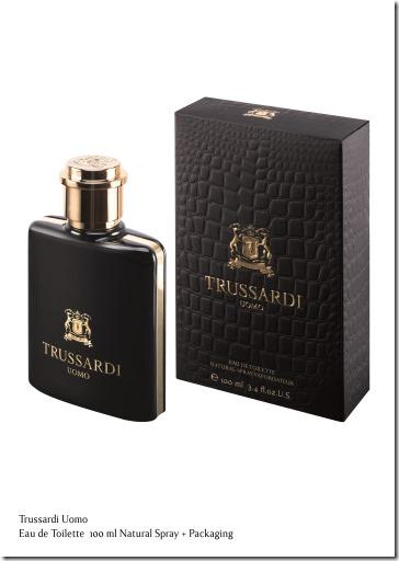 Trussardi Parfum TRUSSARDI UOMO EDT 100 ml   PACK