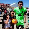 Gonzalo Jara jugó amistoso ante el club amateur de sus amores: Gándara