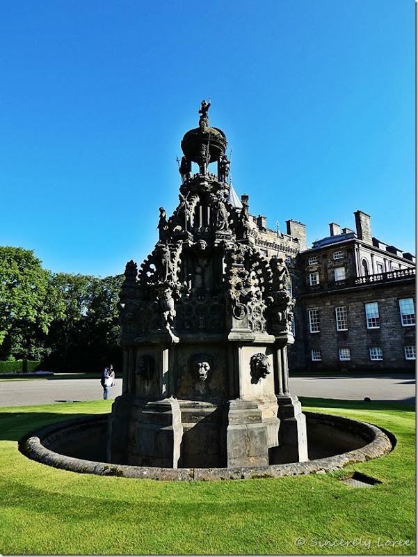 Palace of Holyrood House 2