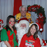 Colleyville Lions Club Breakfast with Santa