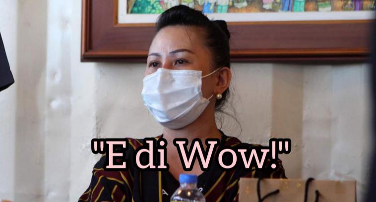 """""""E di Wow"""", sagot ng ina ni Christine sa pagsabi ng mga suspek na Inosente sila"""
