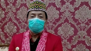 Gawai Dayak di Tiadakan, Tetapi Ritual Adat Nosu Minu Podi Tetap Dilaksanakan