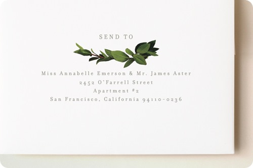 minted heaven nature ring address