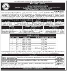 NLC-India-Recruitment-2017-indgovtjobs.in