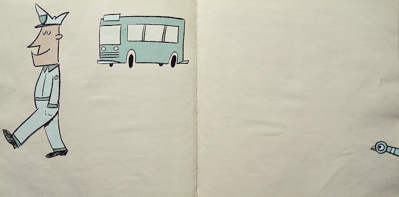 비둘기에게 버스 운전은 맡기지 마세요