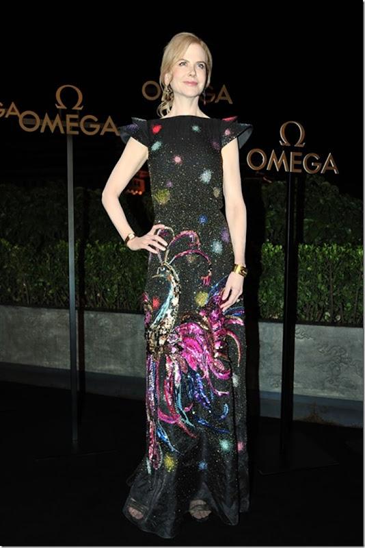 Nicole Kidman in Schiaparelli Haute Couture[1]