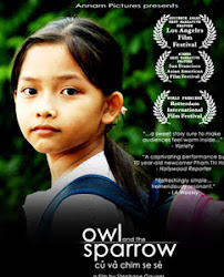Owl and the Sparrow - Cú và chim sẻ