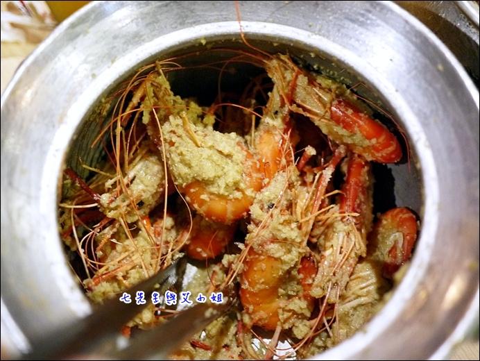 7 蒜泥蝦