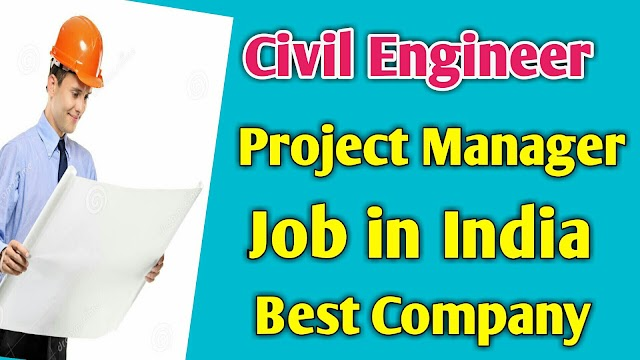 Civil engineer Jobs in india JMC projects ltd.