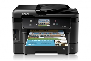 download Epson WorkForce WF-3540 printer driver