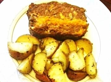 Cheese Stuffed Meatloaf My Way Recipe