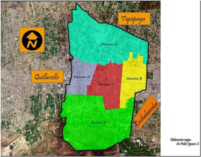 Colcapirhua: Municipio de Cochabamba (Bolivia)