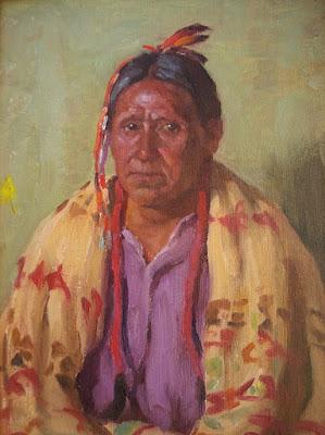 """""""Taos Indian"""""""