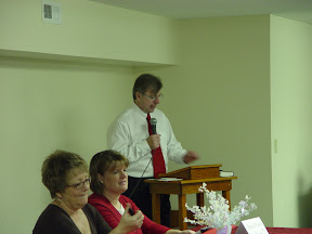 Pastor Fred poses a question