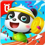 Little Panda Run Icon
