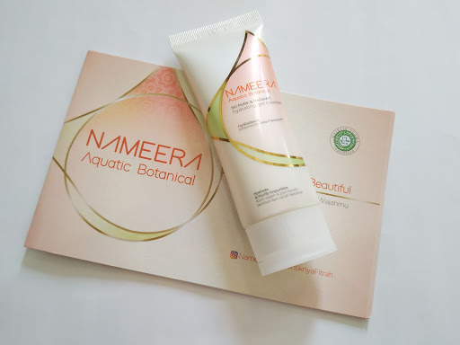 Nameera So Pure & Radiant Hydrating Gel Cleanser