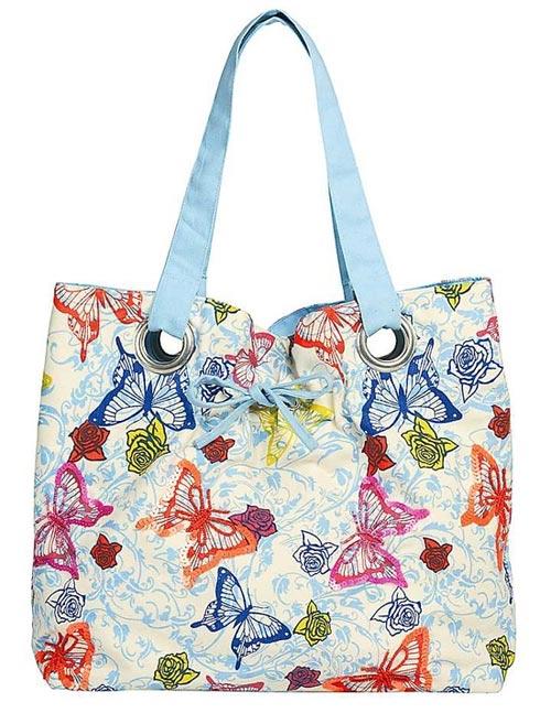 Inspiração borboletas - bolsa