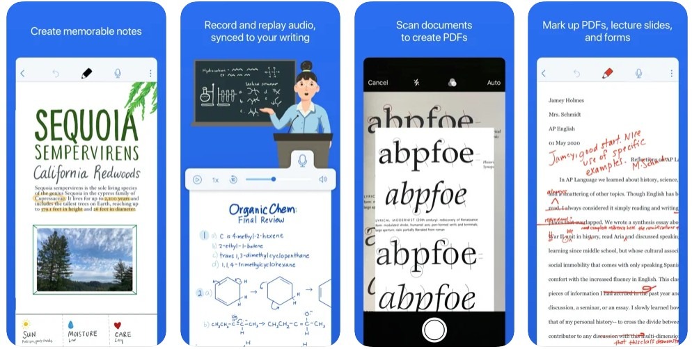 Notability - Easy note-taking & annotation