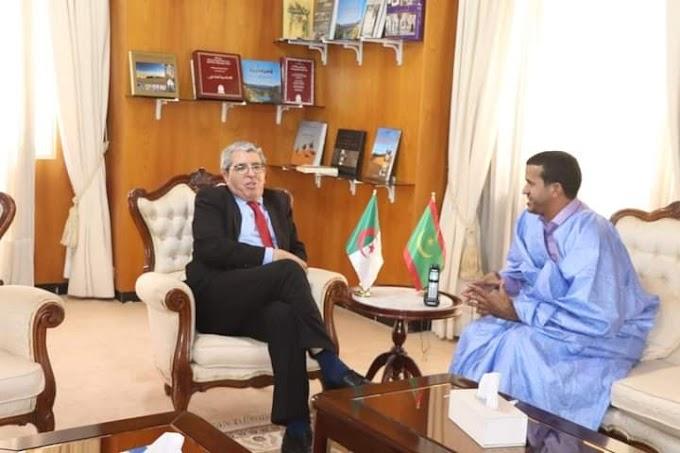 Embajador de Argelia en Mauritania espera que Nuakchot juegue un rol positivo para la solución del conflicto en el Sáhara Occidental.