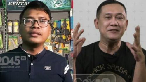 Sebut Denny Siregar, Alifurrahman: Saya Harap Para Pengusaha Dukung Kami yang Berani Lawan Radikalisme