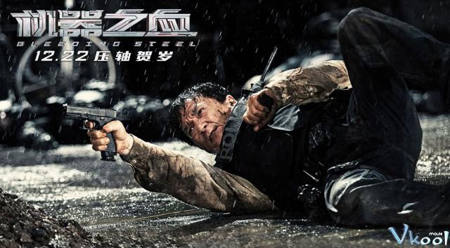 Xem Phim Cơ Khí Chi Huyết - Bleeding Steel - phimtm.com - Ảnh 1