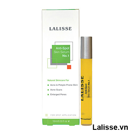 Serum trị mụn nhẹ Lalisse Anti-Spot Skin Serum No.1