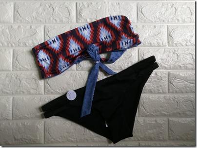 Bikini from Terranova & H&M