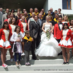 Hochzeit von Holger und Meli