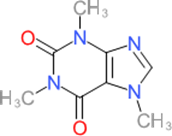 formula-struttura-caffeina
