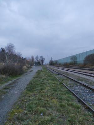 Am Bahnhof von Maria Lanzendorf