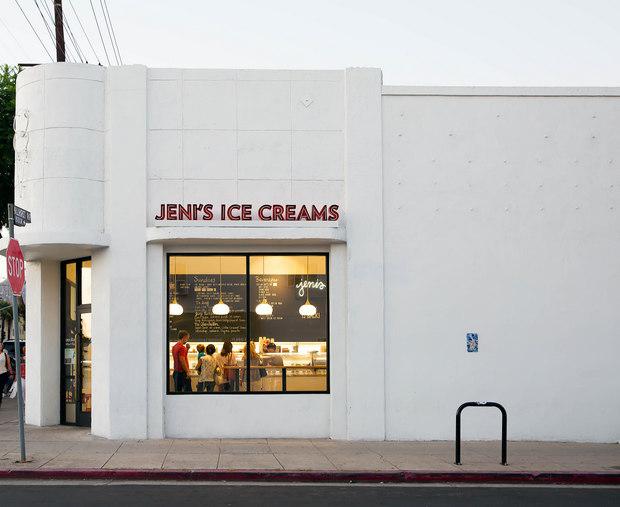 photo of the outside of Jeni's Splendid Ice Creams