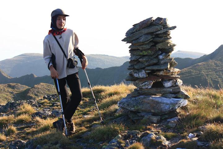 Hârtopu Darei (2506m)