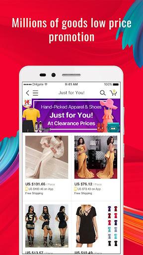 DHgate-Shop Wholesale Prices 4.5.2 screenshots 3