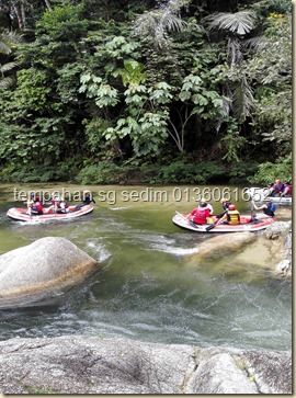 water rafting sedim adam