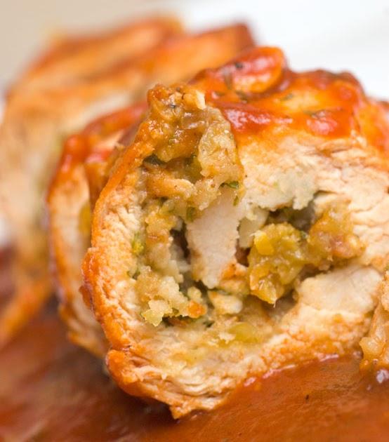 Sugar Amp Spice By Celeste Chicken Brasciole
