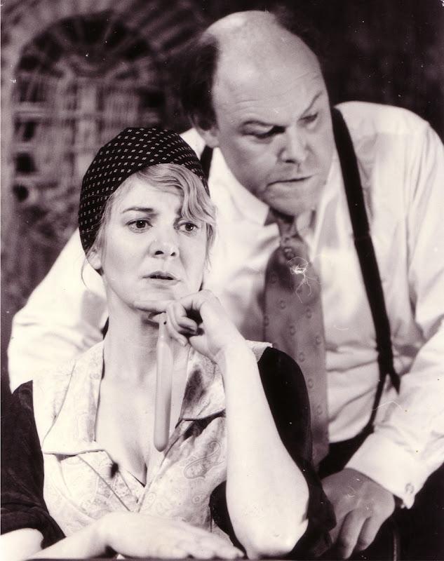 Barbara Ewing In Play Brass 3, Barb Ewing