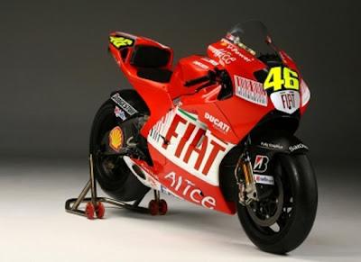 Ducati MotoGP, Valentino Rossi Ducati