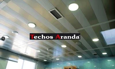 Techos aluminio Cádiz