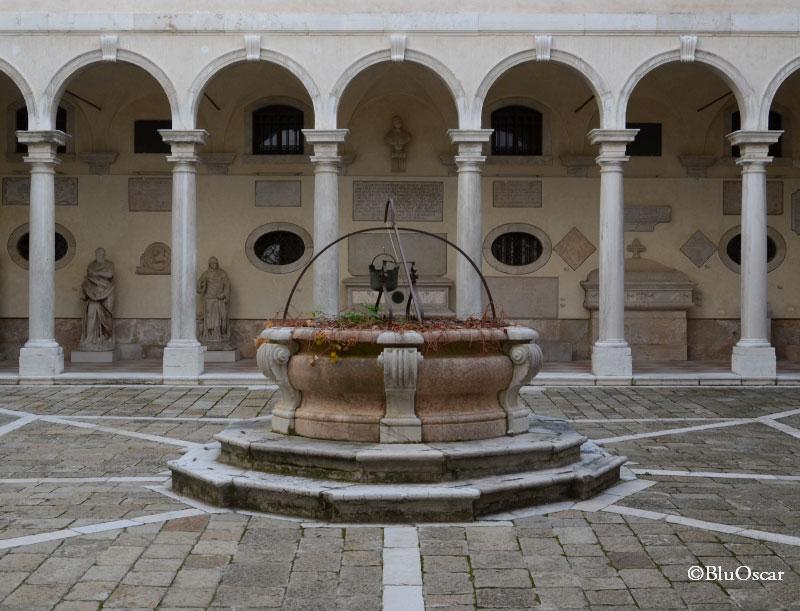 Chiostro Seminario Patriarcale di Venezia
