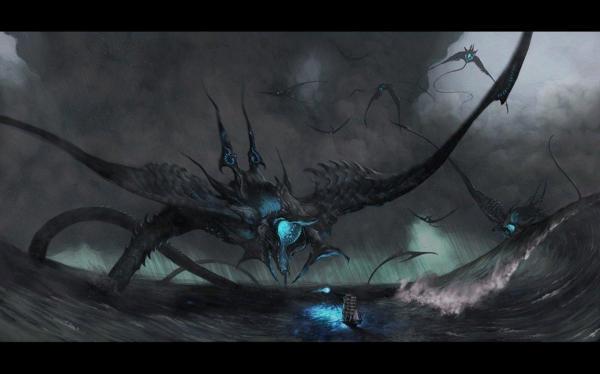 Fantasy Creature 52, Evil Creatures 2