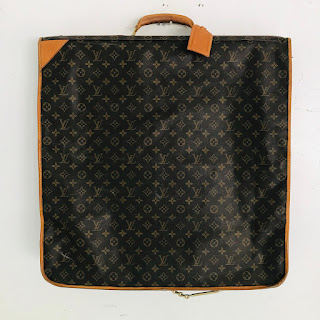 Louis Vuitton Monogram Canvas Garment Bag #2
